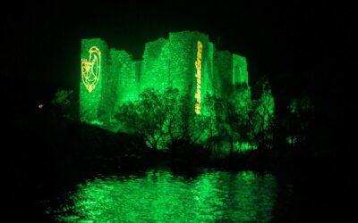Grace O'Malley Spirits #KeepHerLit At Hen's Castle